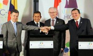 Perú firmó TLC con Colombia y Unión Europea