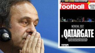 Qatar compró votación para ser sede del Mundial de Fútbol del 2022