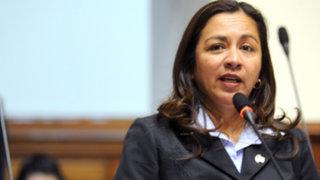 Marisol Espinoza descarta blindaje por caso de su abuela en Pensión 65