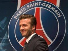 China contrata a David Beckham para mejorar la imagen de su fútbol