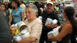 Venezuela: recrudece la escasez de productos de primera necesidad