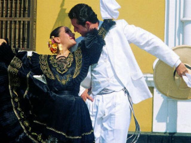 La marinera peruana se lucirá por tierras árabes en este 2013