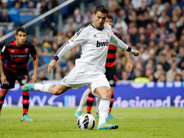 Real Madrid aplastó por 4 a 0 al Celta de Vigo