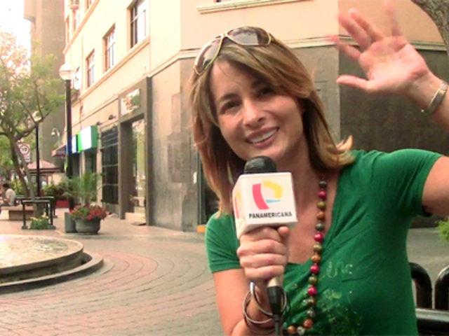 Olenka Zimmermann firmará calendarios para sus fans este viernes
