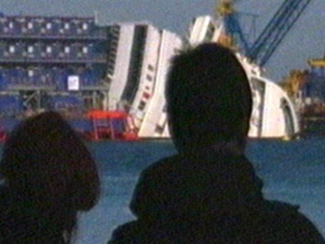Naufragio del Costa Concordia será conmemorado este 13 de enero
