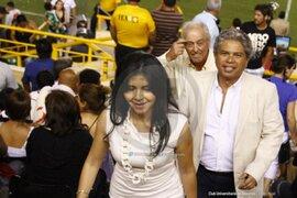 Hinchas de la U increparon a Rocío Chávez por no traer un equipo de mayor nivel