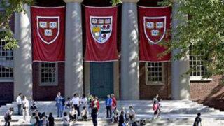 EEUU: Alumnos de Universidad de Harvard descubiertos copiando examen