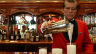 Saboree la verdadera receta del Pisco Sour original del Hotel Maury
