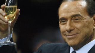 Italia: Berlusconi promete abolir impuestos si es reelegido