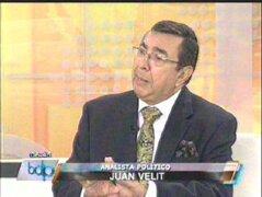 Juan Velit: Perú siempre mostró voluntad política para que Bolivia salga al mar