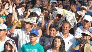 Lima soportó niveles extremos de radiación ultravioleta durante este martes