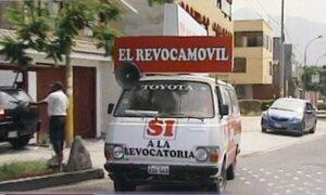 Marco Tulio Gutiérrez dijo que multa del 'Revocamóvil' ya está pagada