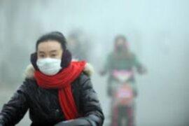 Japón: ciudadanos preocupados por nube tóxica que llega desde China