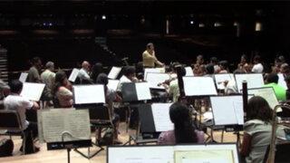 Orquesta Sinfónica reúne a grandes artistas peruanos para celebrar sus 75 años