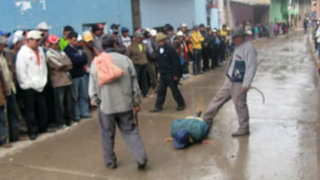 Noticias de las 7: latigazos y 'callejón oscuro' para ladrones en Cajamarca