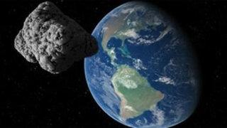 Gran asteroide pasará muy cerca a la Tierra y transmitirán su llegada
