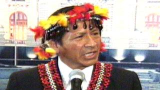 Corte Suprema pide levantar inmunidad a congresista Eduardo Nayap