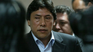 Fiscalización acusó a Alexis Humala por usurpación de funciones