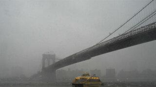"""EEUU: tormenta de nieve """"Nemo"""" podría ser la peor acaecida al norte de ese país"""