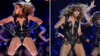 """Fotos """"prohibidas"""" de Beyoncé se convirtieron en virales en redes sociales"""
