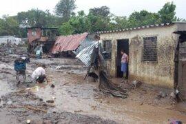 Huarochirí sufre deslizamientos tras las intensas lluvias