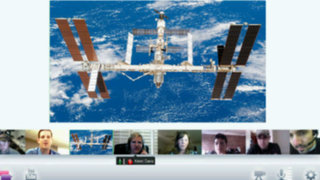 Astronautas conversarán en directo con el público vía Google+
