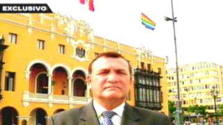 Luchando por su pago: Óscar Bonifaz  y su denuncia contra la municipalidad