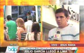 Familiares de Julio García piden a Cienciano que pague deuda de 60 mil dólares