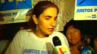 Revocatoria: nadie informa sobre sueldo del asesor Luis Favre