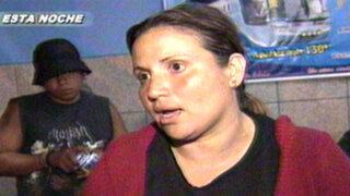Barristas ecuatorianos armaron gresca en el Centro de Lima