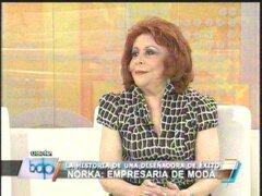 Conozca la historia Norka Peralta, una diseñadora y empresaria de éxito
