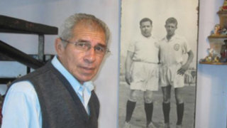 Restos del ex-jugador Luis Cruzado serán homenajeados en Estadio Lolo Fernández