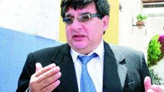 Secuestran y roban al alcalde de Yanahuara Elvis Delgado en Arequipa