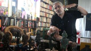 Pintor José Tola muestra al público su colección privada este martes 19