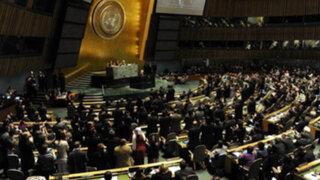 Gobierno sirio pide a la ONU protección ante inminente intervención militar