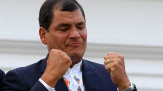 Noticias de las 7: Rafael Correa anuncia una revolución imparable en Ecuador
