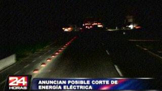 Mantenimiento en Hidroeléctrica del Mantaro provocaría apagones