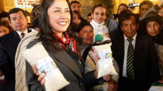 Congreso: critican transmisión de actividades de Nadine en canal estatal