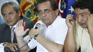 Apra negó un supuesto complot para vacar a Alejandro Toledo
