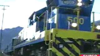 Cusco: niño fue arrollado por tren y maquinistas lo dejan morir