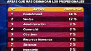 Se necesitan más contadores en mercado laboral peruano