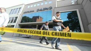 El asalto a la notaría Paino y la revocatoria hicieron noticia en febrero y marzo