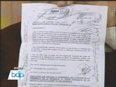 Perú Posible presentó documentos apristas que solicitaban vacancia de Toledo