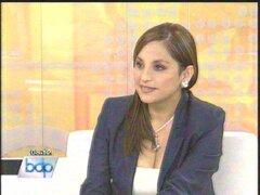 Rosana Cueva: Periodistas deben mantenerse imparciales en revocatoria