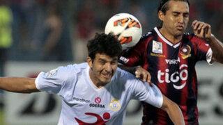 Real Garcilaso se impuso 1-0 a Cerro Porteño por la Copa Libertadores