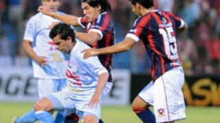 Garcilaso derrotó 1-0 al Cerro Porteño en su primer partido fuera del país