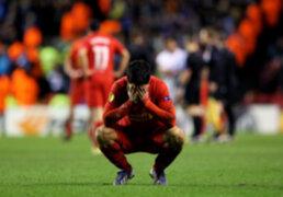 Liverpool fue eliminado de la Europa League pese derrotar 3 a 1 al Zenit
