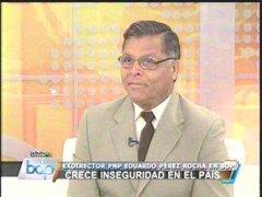 Eduardo Pérez Rocha: Al Estado no le interesa la seguridad ciudadana