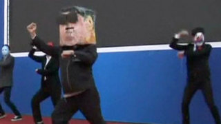 Seúl: bailan 'Gangnam style' contra pruebas nucleares de Corea del Norte