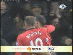 Manchester United venció 2 a 0 al QPR por la Premier League